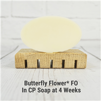 Butterfly Flower* FO in CP Soap