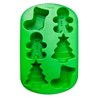 Christmas Assorted Silicone Mold