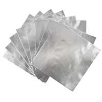 Foil Wrappers - Silver