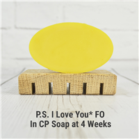 P.S. I Love You* FO in CP Soap