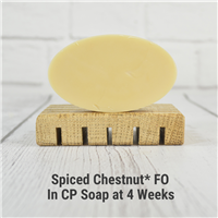 Spiced Chestnut* FO in CP Soap