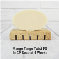 Mango Tango Twist FO in CP Soap