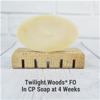 Twilight Woods* FO in CP Soap
