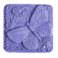 Garden Butterfly Soap Mold (MW 31)
