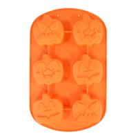 Pumpkin Faces Silicone Mold