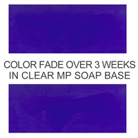 Matte Lavender Soap Color Blocks