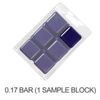 Matte Lavender Soap Color Blocks
