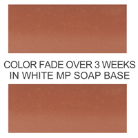 Matte Brown Soap Color Blocks