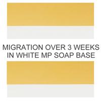 Matte Yellow Soap Color Blocks