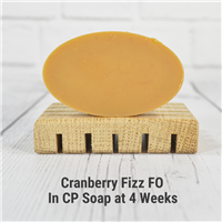 Cranberry Fizz FO  in Cold Process Soap