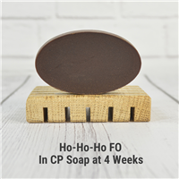 Ho Ho Ho Fragrance Oil in CP Soap