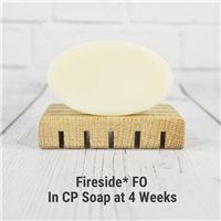 Fireside FO in Cold Process Soap