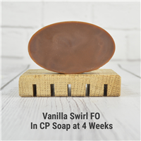 Vanilla Swirl FO in CP Soap