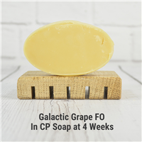 Galactic Grape FO in CP Soap