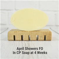 April Showers FO in CP Soap