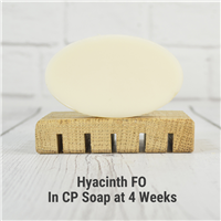 Hyacinth FO in CP Soap