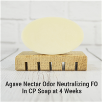 Agave Nectar Odor Neutralizing FO in CP Soap