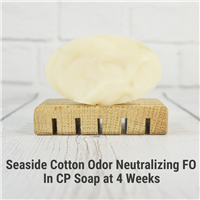 Seaside Cotton Odor Neutralizing FO in CP Soap