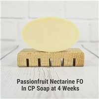 Passionfruit Nectarine FO in CP Soap