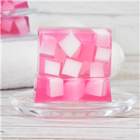 Chunky Pink MP Soap Making Kit