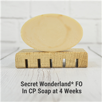 Secret Wonderland* FO in CP Soap