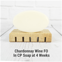 Chardonnay Wine FO in CP Soap
