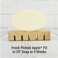 Fresh Picked Apple* FO in CP Soap