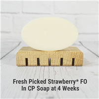 Fresh Picked Strawberry* Fragrance Oil in CP Soap
