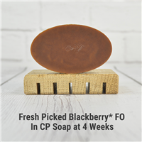 Fresh Picked Blackberry* FO in CP Soap