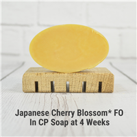 Japanese Cherry Blossom* FO in CP Soap