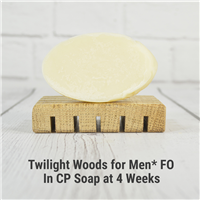 Twilight Woods for Men* FO in CP Soap