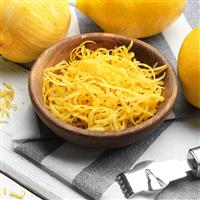 Freshly Zested Lemon Fragrance Oil 630