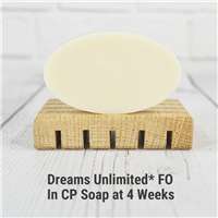 Dreams Unlimited FO in Cold Process Soap