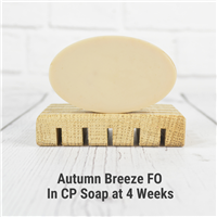 Autumn Breeze FO in Cold Process Soap