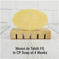 Monoi de Tahiti FO in CP Soap