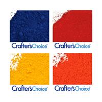 Bath Bomb Powder Color Sample Set