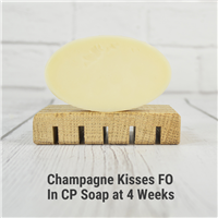Champagne Kisses FO in CP Soap