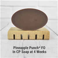 Pineapple Punch* FO in CP Soap