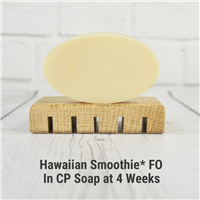 Hawaiian Smoothie* FO in CP Soap