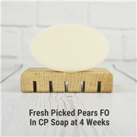 Fresh Picked Pears FO in CP Soap