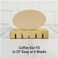 Coffee Bar FO in CP Soap