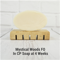 Mystical Woods FO in CP Soap
