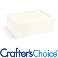 Premium Three Butter Plus Soap Base - 2 lb Tray
