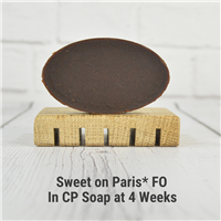 Sweet on Paris* FO in CP Soap