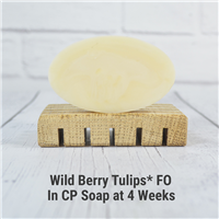 Wild Berry Tulips* FO in CP Soap