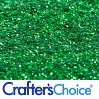Traditional - Emerald Green Glitter