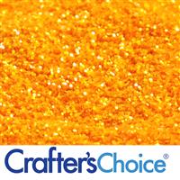 Traditional - Marigold Yellow Glitter