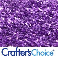 Traditional - Lilac Purple Glitter