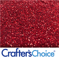 Traditional - Ruby Red Glitter