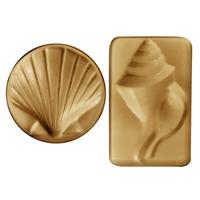 Shells Guest Soap Mold (MW 353)